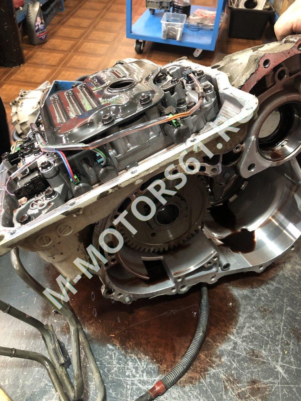Ремонт Lexus RX350